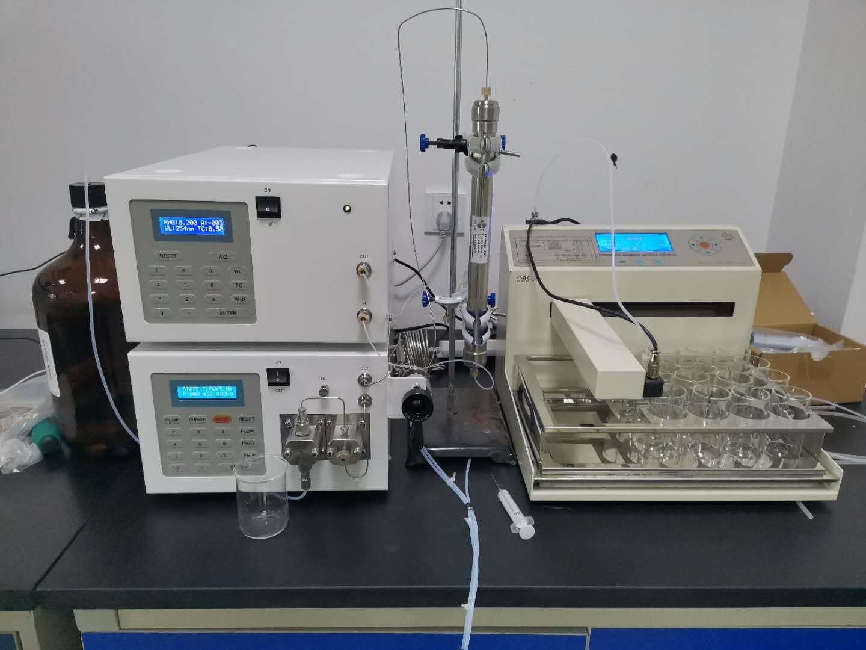 某第三方采購我公司全自動GPC凝膠淨化色譜儀